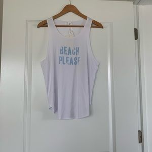 NWT fabletics work out tank